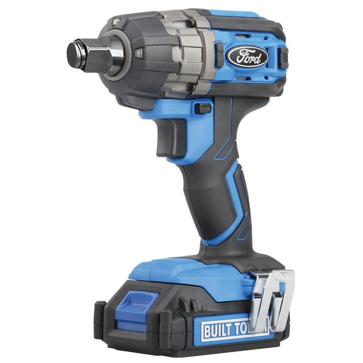 Small Body Impact Wrench