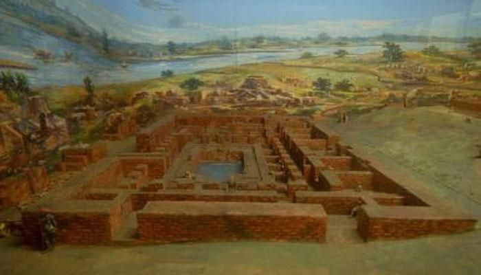 ... change probably not responsible for Harappan civilisation collapse