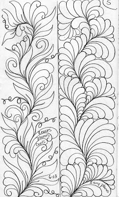 LuAnn Kessi: Sketch Book.....Designs on a Spine