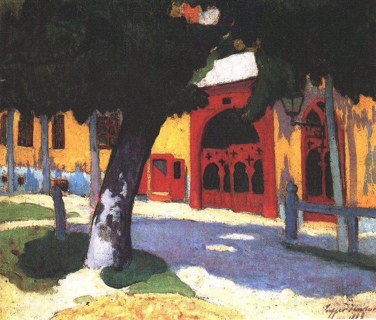 Ziffer Sándor: A Teleki ház kapuja