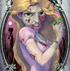 Raiponce zombie