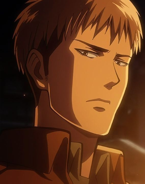 Attack on Titan ~~ At first, he was such an abrasive jerk. Then he learned how to get along and became a leader.<<Some people mature over time, like me. BUT I WASN'T AN ABRASIVE JERK!