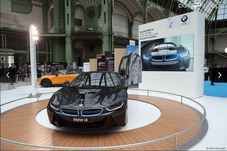 Tour Auto 2014 - BMW en collaboration avec Soc Delta Reflex.