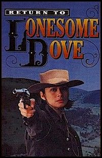 "Nia Peeples in ""Return To Lonesome Dove"" - 1993"
