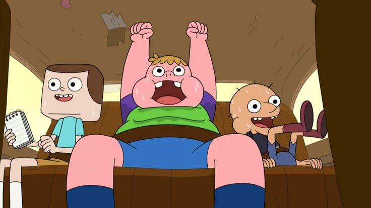 """CLIP: Cartoon Network Premieres for August 14, 2014: """"Teen Titans Go!"""", """"Gumball,"""" """"Clarence,"""" """"Adventure Time,"""" """"Regular Show"""""""