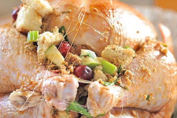 Turkey a Old-Fashioned Way