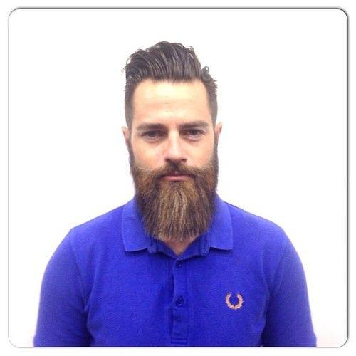 Buenos días, si este invierno quieres lucir una buena barba como la de nuestro cliente Fermin, empieza ya a dejarla crecer. #barba #beards #moustache #grooming #haircut #hairdresser #barber #barberlove #barberlife #barbershop #barbero #peluquero #estilista #barbas #hipsterstyle #hipster #Alicante #quiquepop (en Quiquepop)