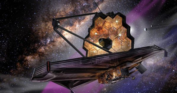 The James Webb Space Telescope Will Utterly Transform Our View of the Universe
