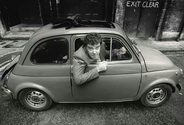 Jeremy Clarkson, in a mini?
