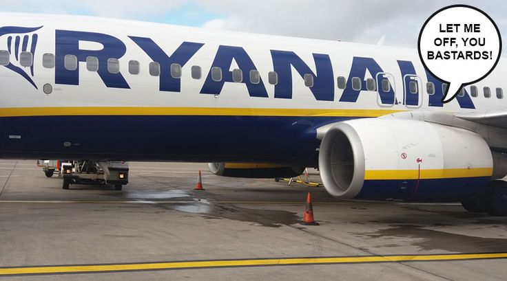 There was widespread outrage around the world last night as video footage went viral of a man with a bloodied face being dragged screaming onto a Ryanair flight from Dublin to East Midlands airport.