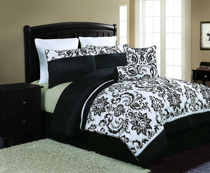 pin white overfilled comforter piece queen set oversized black comforters and cheetah home luxury