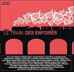 2005 Le train des enfoirés