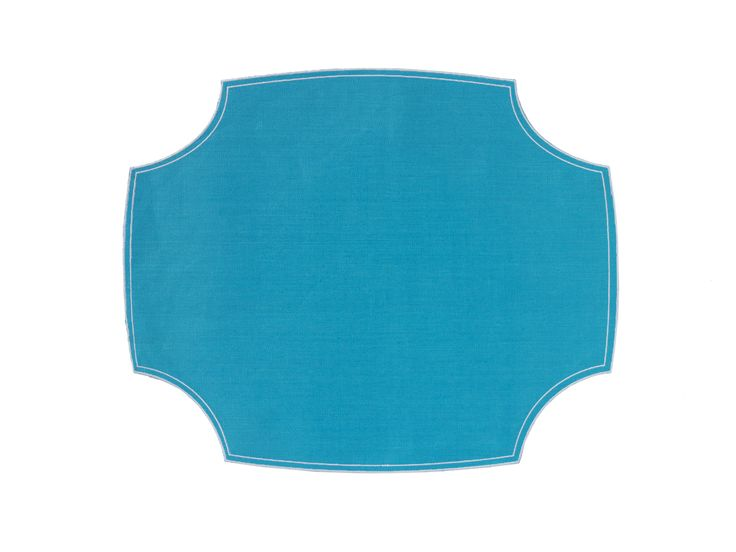 Tovaglietta - Placemat Parentesi Gong - 773 turquoise