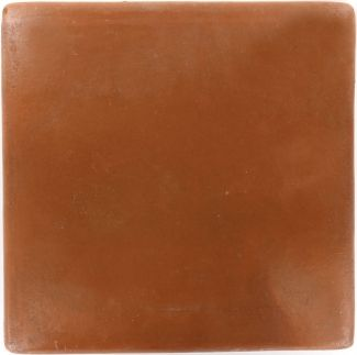 12x12 Sealed Spanish Mission Red - Handcrafted Terra Cotta Floor Tile