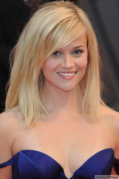 pics of bob haircuts with bangs best 25 reese witherspoon chin ideas on a 5495