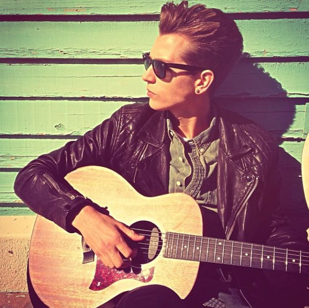 James McVey from the vamps