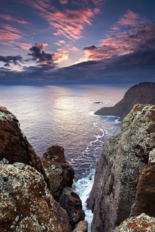 Cape Raoul, Tasmania, Australia Hillary Younger