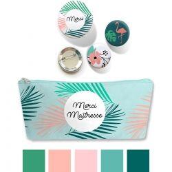 KIT Maîtresse Trousse+Badges