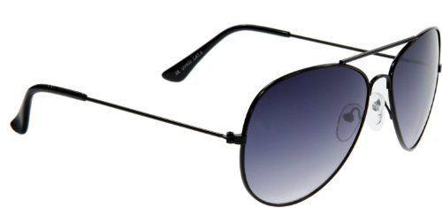 Occhiali da sole modello Aviator per uomo con lenti color nero e montatura in color gunmetal (grigio piombo). Completi di custodia per il trasporto, sacchetto protettivo, panno pulisci occhiali e cordicelle. Protezione totale UV400 - Lenti CAT 3, http://www.amazon.it/dp/0456844317/ref=cm_sw_r_pi_awd_LbGhsb0ZEQGBY