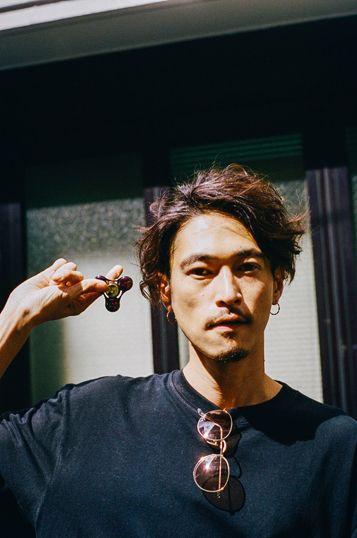 東京ストリートスタイル Vol.4 窪塚洋介 メンズファッションニュース GQ JAPAN