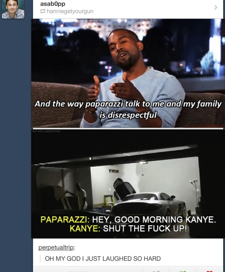 Best of Tumblr, Kanye West