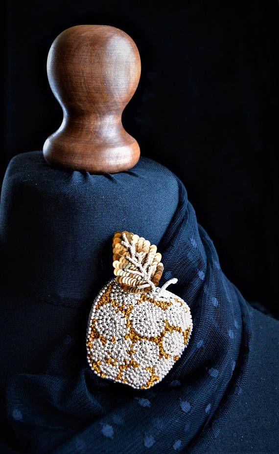 Silver copper golden leaf huge cute gift for her girlfriend