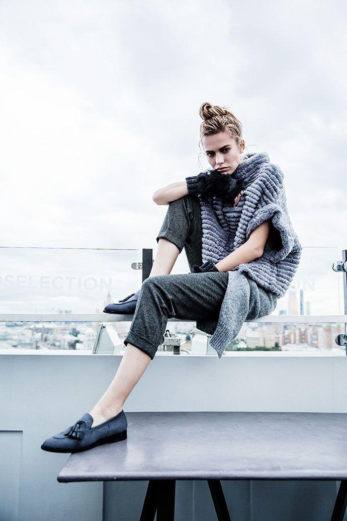 Тренд сезона: объемная одежда | Мода на Elle.ru