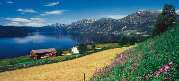 Rauland, Noorwegen