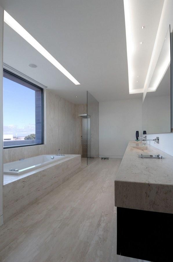 Luxus Badezimmer Im Vivienda Residenz