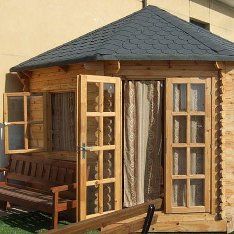 17 migliori idee su casette da giardino su pinterest for Case giocattolo da giardino
