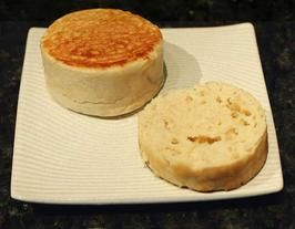 English Muffin Alton Brown