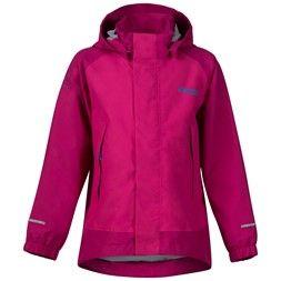 Knatten Kids Jacket Hot Pink / Cerise / Light Winter Sky