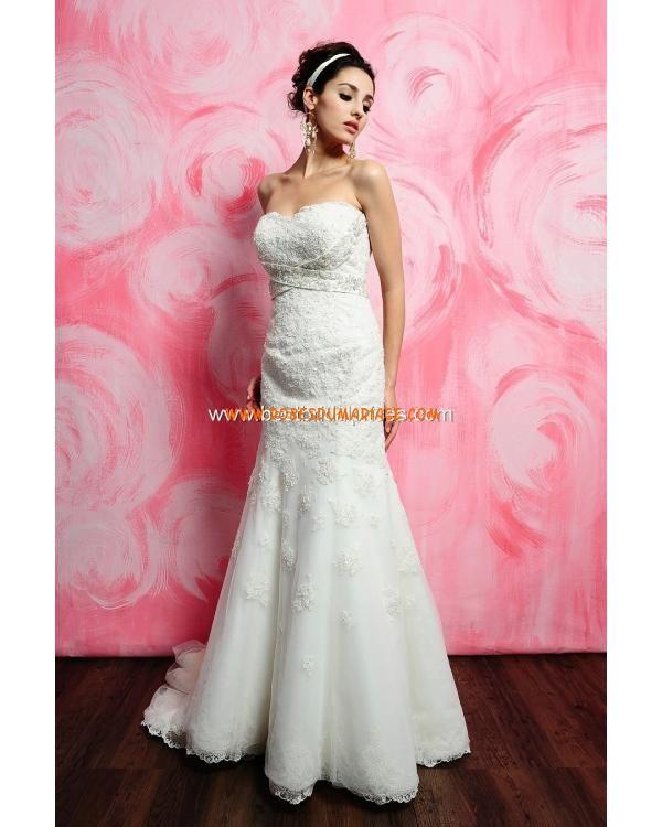 Mejores 306 imágenes de robe de mariée Rhône-Alpes en Pinterest ...