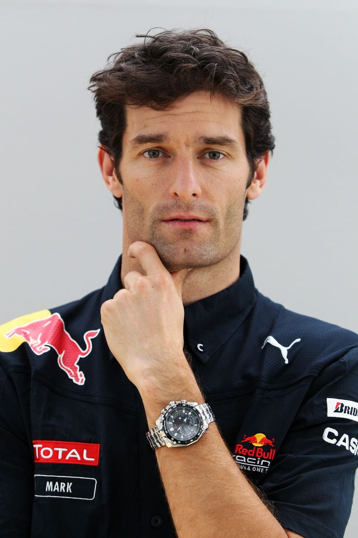 Handsome fella & all round decent guy :) under rated & under valued, real shame he's left F1!