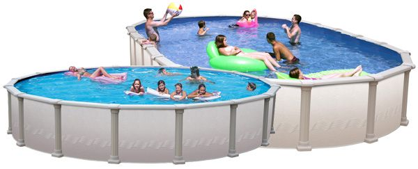17 best images about pool ideas on pinterest swim pools for Cheap above ground pool packages