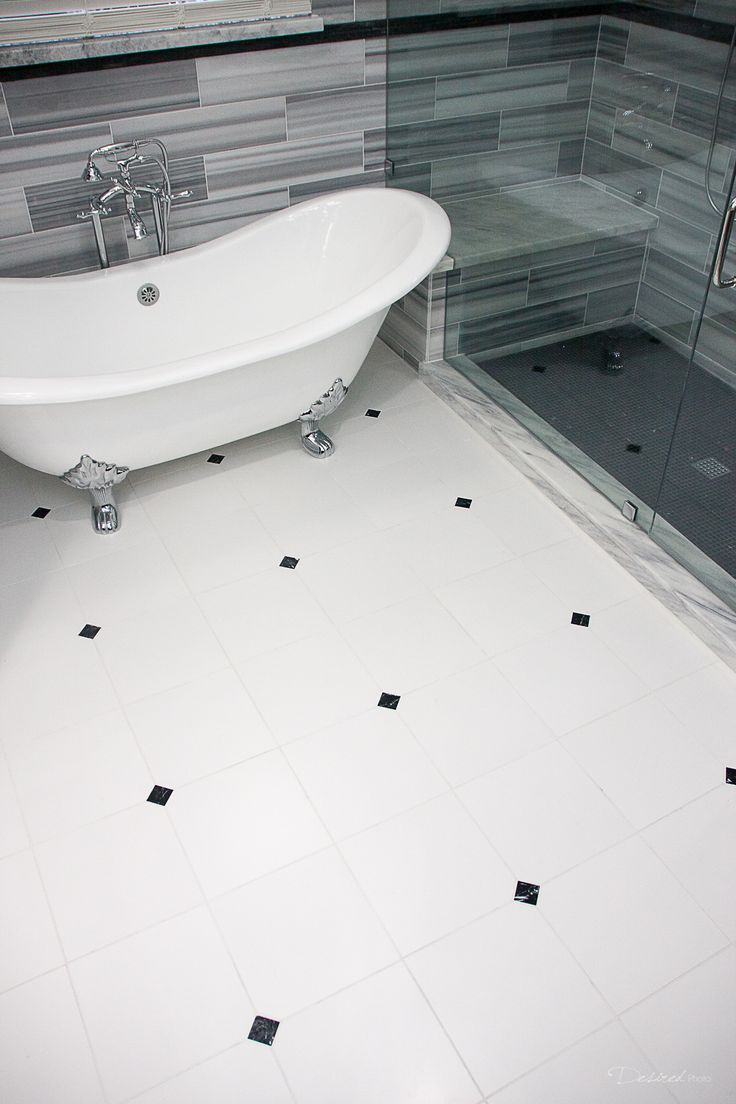 379 best spaces emser tile baths images on pinterest baths emser tiles metro white black slate style white and mosaic as the floor accent dailygadgetfo Images