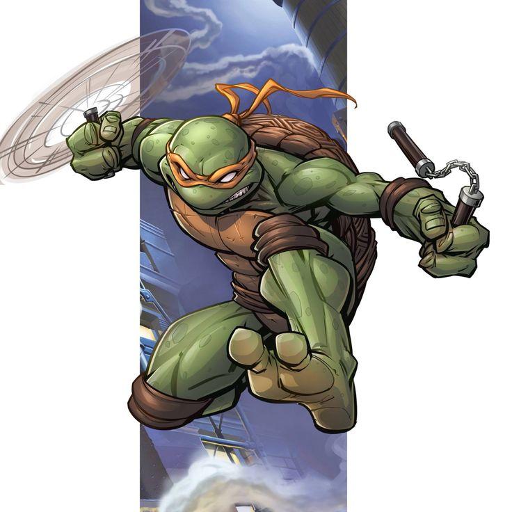 Michelangelo - Patrick Brown