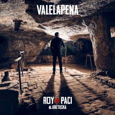 ROY PACI - VALELAPENA - LP AUTOGRAFATO