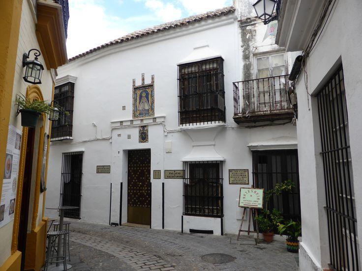 Street of Arcos de la Frontera