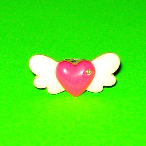 Flying Heart Ring - Mookie Designs