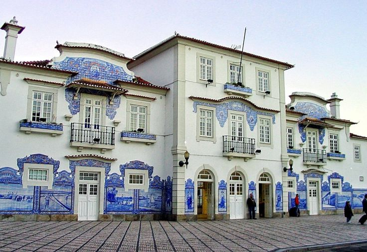 Estação de comboios de Aveiro