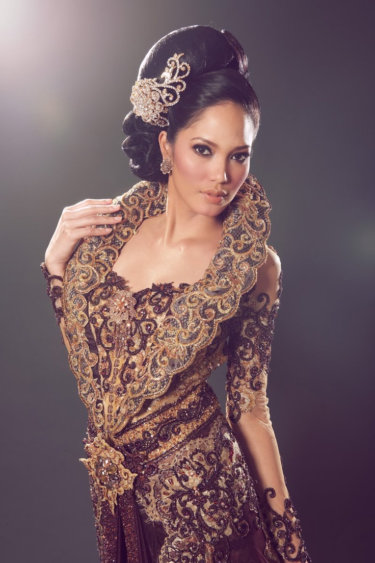 an Eye Notes: Fashion spread - Kebaya shoot (Perkawinan Magz March 2011)
