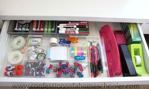 Homeschool Teacher Supply List