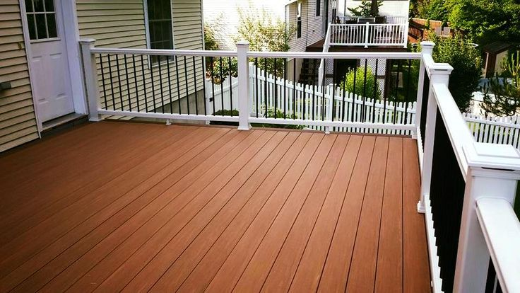 The Decking Choice Here Is The Brand New For 2015 And