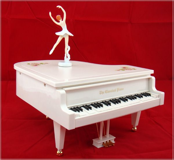 Large Classical Electronic Piano Music Box Toys Player Six Song Chain Broadcast Girl Can Dancing Moving 4xAA-in Music Boxes from Home & Garden on Aliexpress.com | Alibaba Group iLove this Pin check mines out http://coast2coastmixtapes.com/…/viral-animal-show-me-love_… Please #Vote and #share my Song #ShowMeLove I would greatly appreciate it friends and family... #DPowers #YellowRhineStoneRecords #EDM #music #DPowersSoLive!!!...