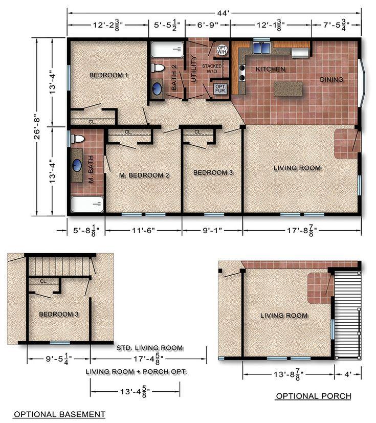 Modular Home Floor Plans | FLOOR PLANS/PRICES U2013 MODULAR HOMES