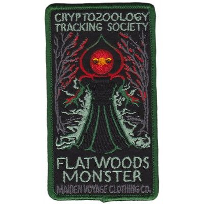 MAIDEN VOYAGE FLATWOODS MONSTER PATCH