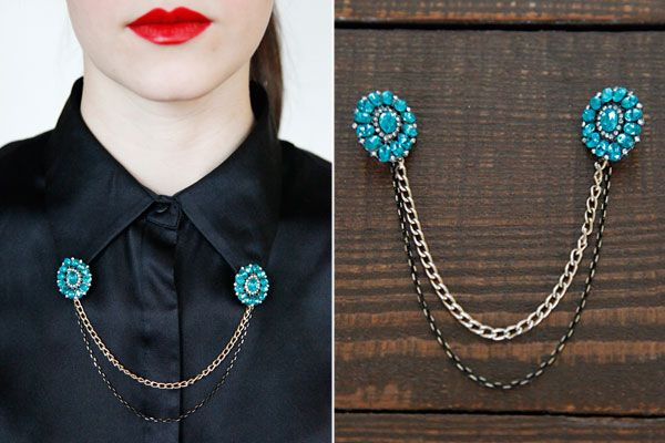 3 Chic-And-Easy DIY Accessories You Can Whip Up Right Now #Refinery29
