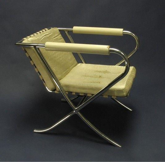 Fauteuil/Chair 04,Ontwerp/Designer J.J.P. Oud, Uitvoering/Production Metz & Co, Datering ontwerp/Date design 1932, Datering productie/Date p...