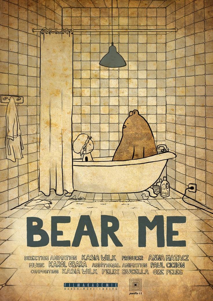poster for my movie 'Bear me'  More on http://bearmemovie.blogspot.com/